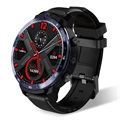 Lemfo LEM12 Android Smartwatch med Face ID - LTE - Sort