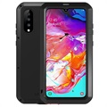 Love Mei Powerful Samsung Galaxy A70 Hybrid Cover