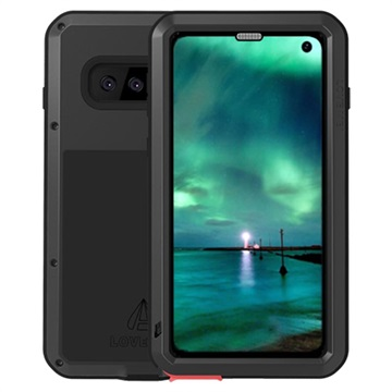 Love Mei Powerful Samsung Galaxy S10 Hybrid Cover