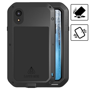 Love Mei Powerful iPhone XR Hybrid Cover