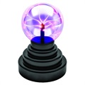 Magic Plasma Ball Sphere Lampe med Touch Sensor