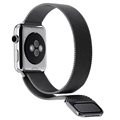 Apple Watch Series 5/4/3/2/1 Magnetisk Milanorem - 44mm, 42mm