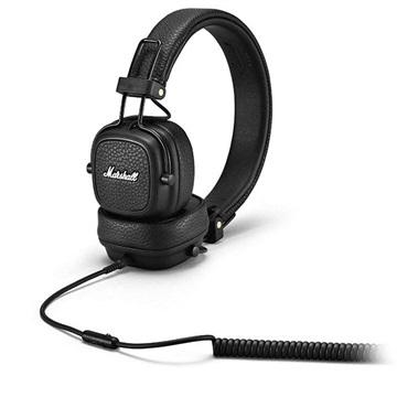89bd484075e Marshall Major III On-Ear Hovedtelefoner med Mikrofon - Sort