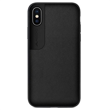 Meleovo Focus iPhone X / iPhone XS Hybrid Cover