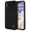 Mercedes-Benz Bow II iPhone X / iPhone XS Cover - Sort