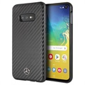Mercedes-Benz Dynamic Line Samsung Galaxy S10e Cover - Karbonfiber - Sort