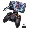 Mikiman M1 Dual Mode Trådløs Bluetooth Gamepad - iOS, Android