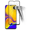 Mocolo Full Size Samsung Galaxy A50/A20/A30/M30 Panserglas - 9H - Sort