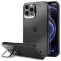 iPhone 12 Pro Max Hybrid Cover med Skjult Stand