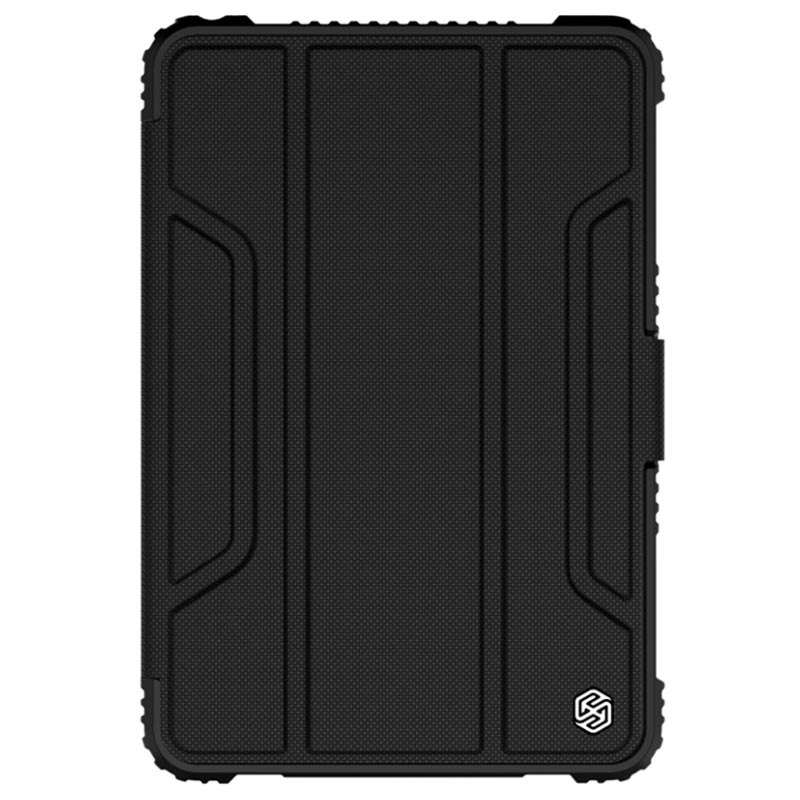 Nillkin Bumper iPad Mini (2019), iPad Mini 4 Flip Cover - Sort