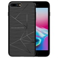 Nillkin Magic iPhone 8 Plus Qi Opladning cover - Sort
