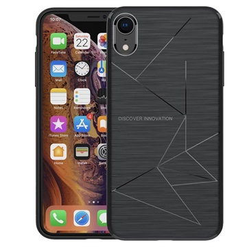 Nillkin Magic TPU iPhone XR Qi Cover - Sort