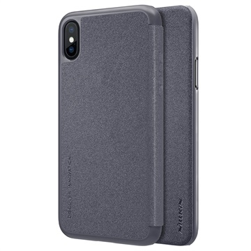 Nillkin Sparkle Series iPhone X / iPhone XS Flip Cover