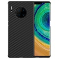 Nillkin Synthetic Karbonfiber Huawei Mate 30 Pro Cover - Sort