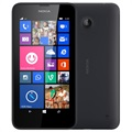 Nokia Lumia 635 - 8GB - Fabriksrenoveret - Sort