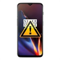 OnePlus 6T Opladerforbindelse Flex Kabel Reparation