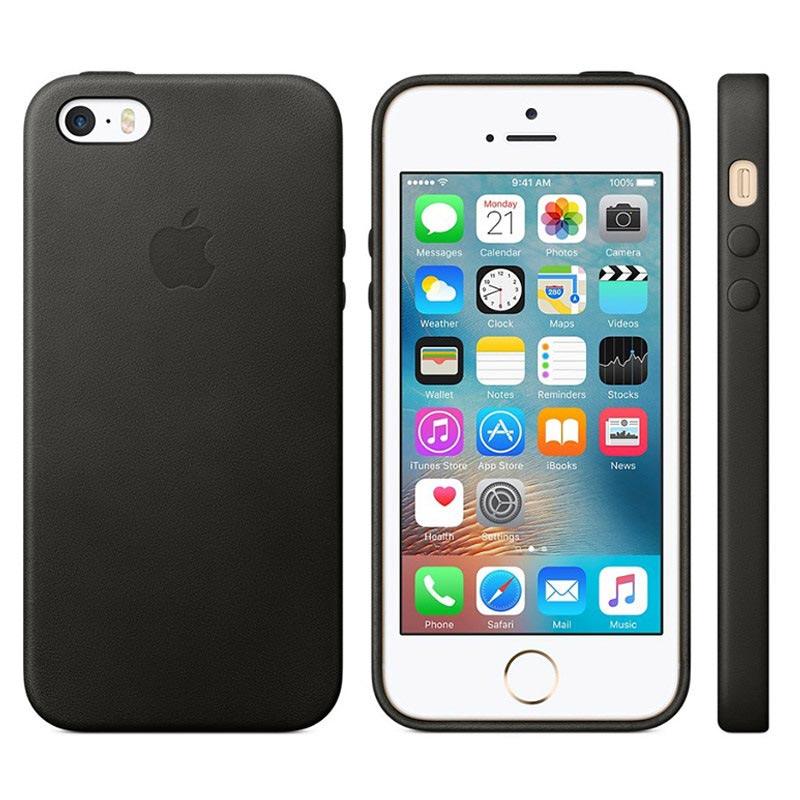 apple læder cover iphone 6 plus