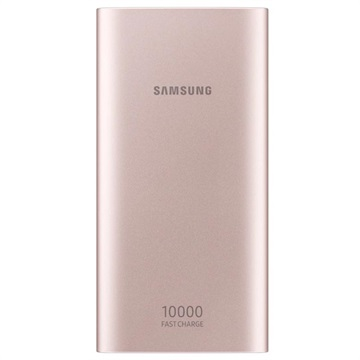 Samsung EB-P1100CPEGWW Fast Charge Power Bank - 10000mAh - Pink