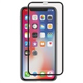 Panzer Full-Fit Premium iPhone X Skærmbeskytter - Sort
