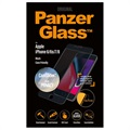 PanzerGlass CF Privacy iPhone 6/6S/7/8 Panserglas - CamSlider