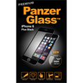 iPhone 6 Plus / 6S Plus PanzerGlass Premium Full Frame Skærmbeskytter - Sort