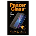 PanzerGlass iPhone XR Panserglas - Sort