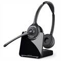 Plantronics CS520 On-Ear Trådløst Headset - Sort