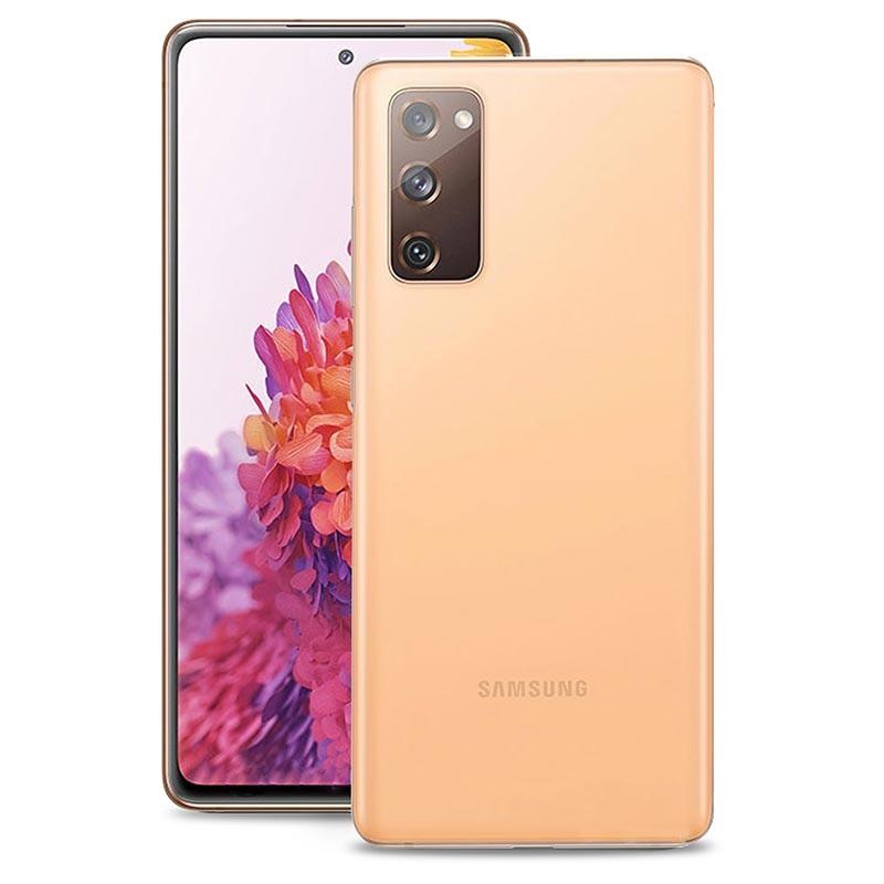 Puro funda Nude 0.3 Samsung Galaxy S20 Ultra transparente