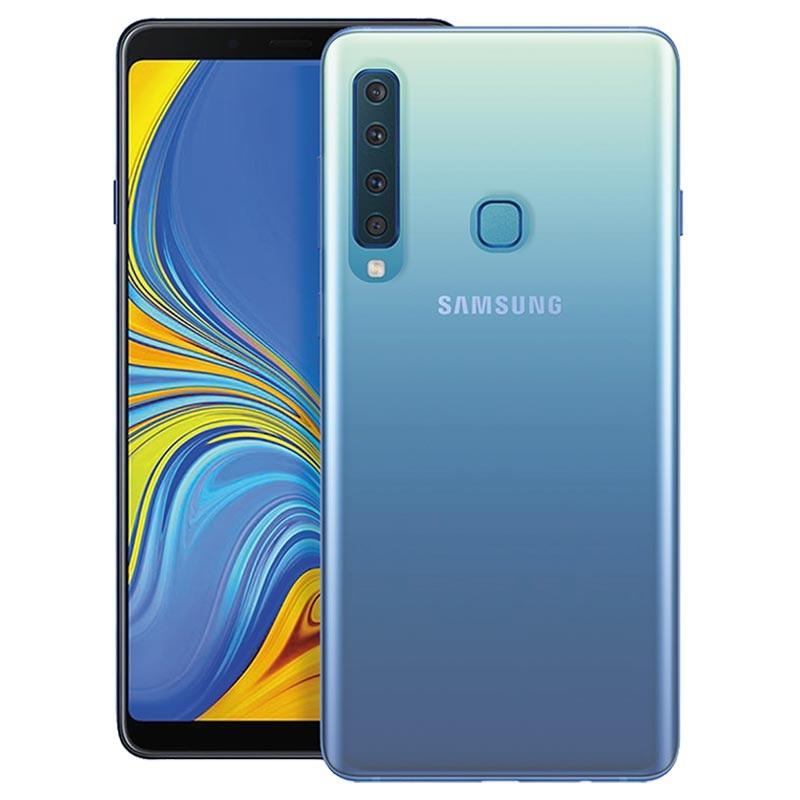 Puro 0.3 Nude do Samsung Galaxy A8 2018 przezroczysty