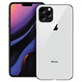 Puro 0.3 Nude iPhone 11 Pro Max TPU Cover - Gennemsigtig