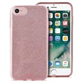 Puro Glitter iPhone 6/6S/7/8 Cover - Rødguld