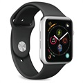 Puro Icon Apple Watch Series 5/4/3/2/1 Silikone Rem - 38mm, 40mm
