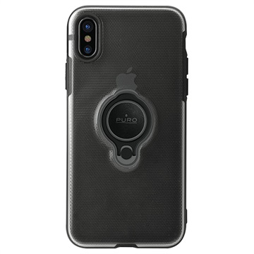 Puro Magnet Ring iPhone X Cover