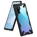 Ringke Fusion X Huawei P30 Pro Hybrid Cover - Sort