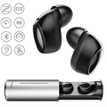 Rock Space EB50 True Trådløse In-ear Stereo Hovedtelefoner - Sort