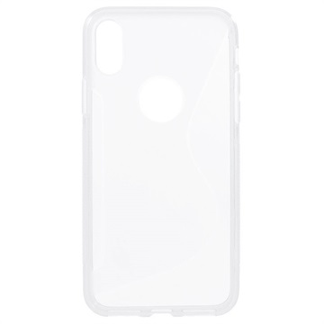S-Line iPhone X / iPhone XS TPU Cover