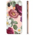 Samsung Galaxy A40 TPU Cover - Romantiske Blomster