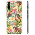 Samsung Galaxy A50 TPU Cover - Lyserøde Blomster