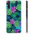 Samsung Galaxy A50 TPU Cover - Tropiske Blomster