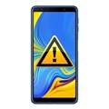Samsung Galaxy A7 (2018) Opladerforbindelse Flex Kabel Reparation