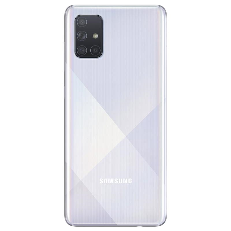 Guide for the Samsung Galaxy A71 - Use music player   Vodafone Australia