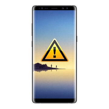 Samsung Galaxy Note 8 NFC Antenne Reparation