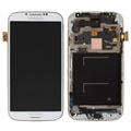 Samsung Galaxy S4 I9500 For Cover & LCD Display - Hvid