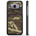 Samsung Galaxy S8 Beskyttende Cover - Camo
