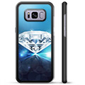 Samsung Galaxy S8+ Beskyttende Cover - Diamant