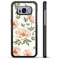 Samsung Galaxy S8+ Beskyttende Cover - Floral