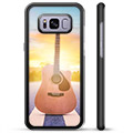 Samsung Galaxy S8+ Beskyttende Cover - Guitar