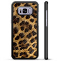Samsung Galaxy S8 Beskyttende Cover - Leopard