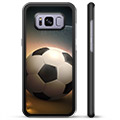 Samsung Galaxy S8+ Beskyttende Cover - Fodbold
