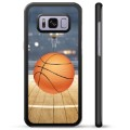 Samsung Galaxy S8 Beskyttende Cover - Basketball